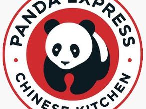 PANDA EXPRESS Fundraiser 9/20