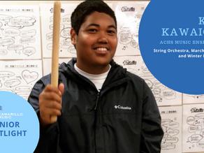 Senior Spotlight: Ken Kawaichi