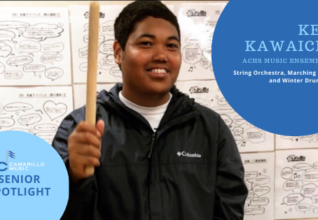 Senior Spotlight: Ken Kawaichi