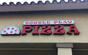 Double Play Pizza Fundraiser 3/29 - 3/31