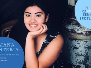 Senior Spotlight: Juliana Renteria