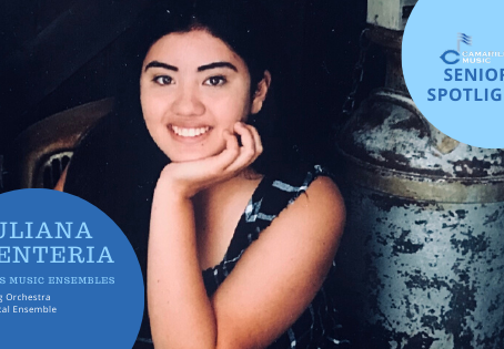Senior Spotlight: Juliana Renteria