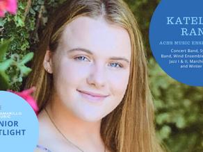 Senior Spotlight: Katelyn Raney
