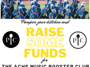 Buy Pampered Chef and support ACHS Music!