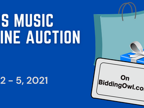 ACHS Music Online Auction June 2 - 5