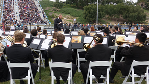 Graduation band performance Tuesday, June 15