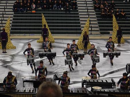 Winter Drumlineto compete March 2