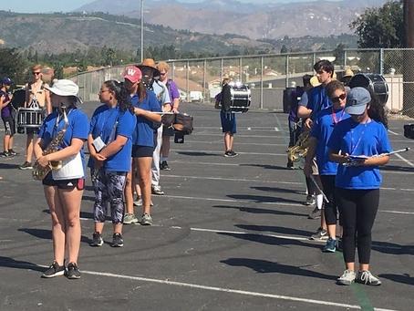 Band Camp I 6/17 - 6/19