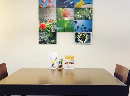 風空さん 言葉の個展   9月13日まで開催中!