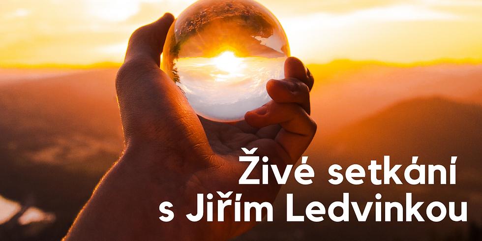Živá setkání s Jiřím Ledvinkou - živé večery (CB)