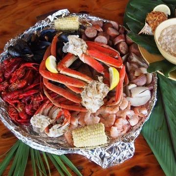 The Crab Shack Savannah, GA