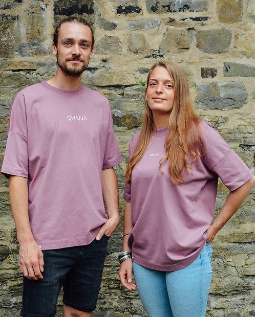 Community Oversized Shirt mauve