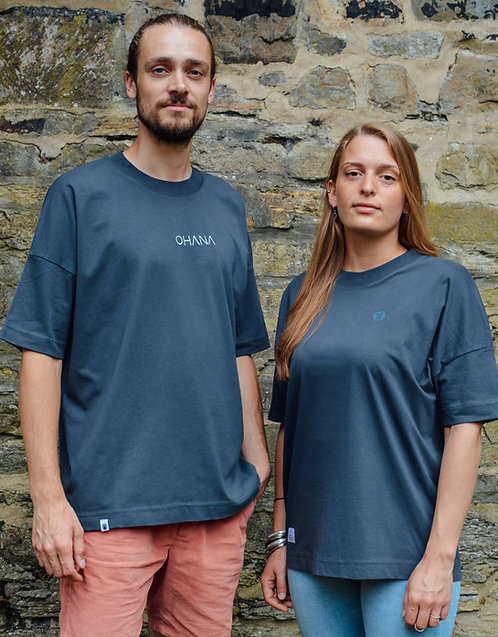 Community Oversized Shirt stargaze