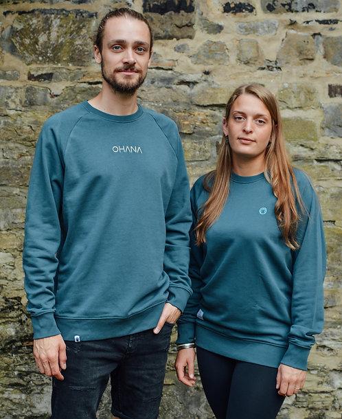 Community Sweater petrol