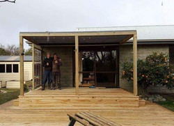 Deck Extensions