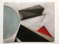 Untitled 18 Geometric Collage