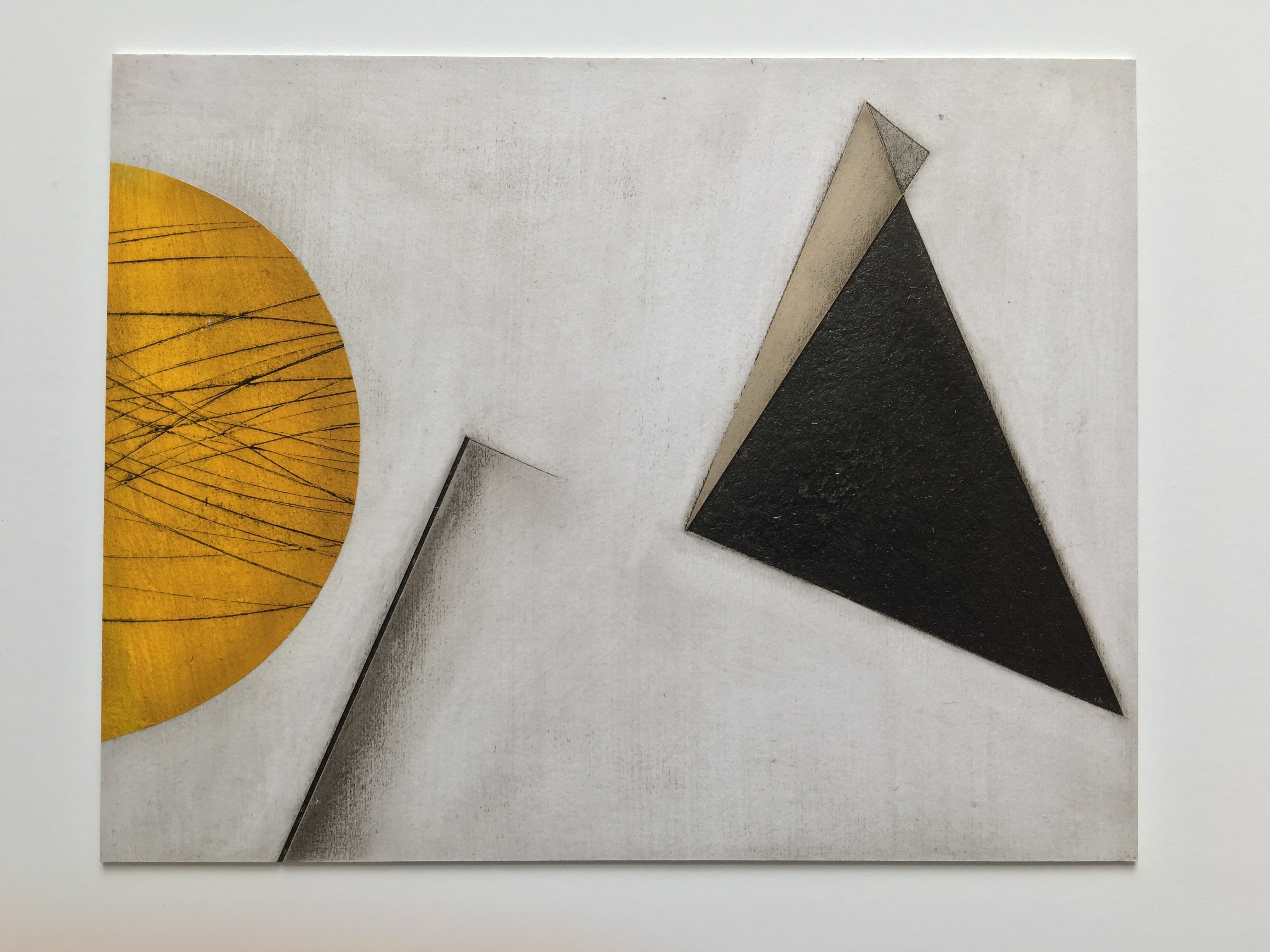 Untitled 16 Geometric Collage