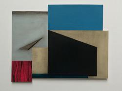 Untitled 12 Geometric Collage