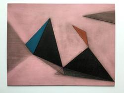 Untitled 15 Geometric Collage