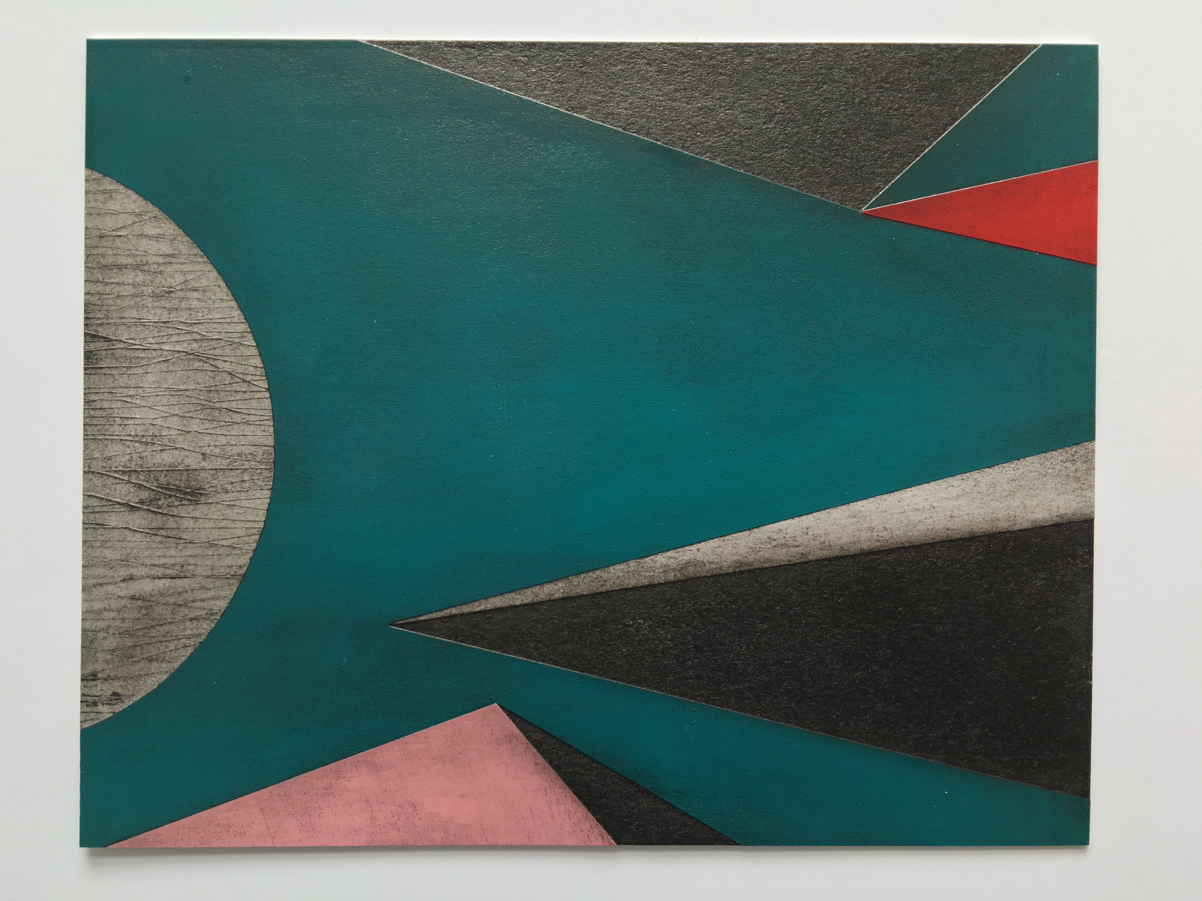 Untitled 14 Geometric Collage