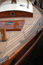 Boat decking