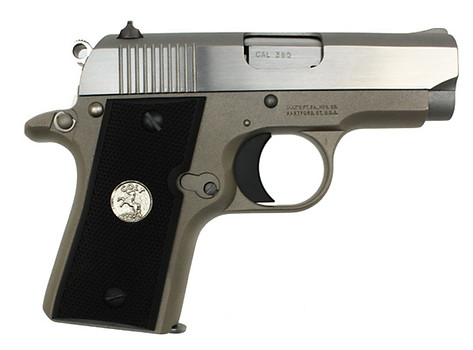 9. (M) Colt Mustang Pocket Lite .380 or
