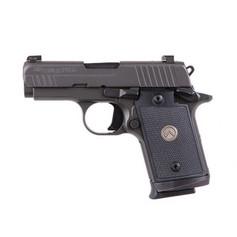 8. Sig Sauer 938 Legion 9mm w/ 1 box ammo