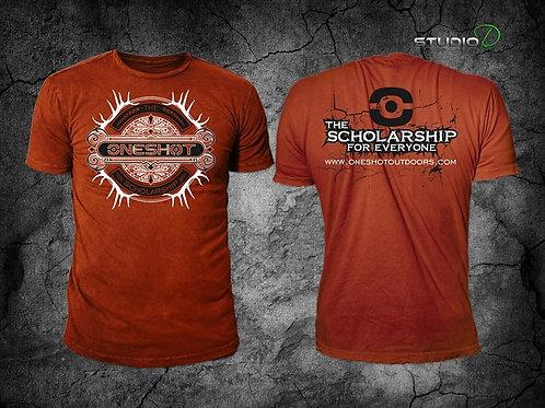 ONESHOT Scholarship t-shirt