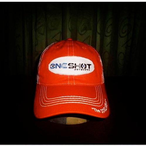 ONESHOT Scholarship hat
