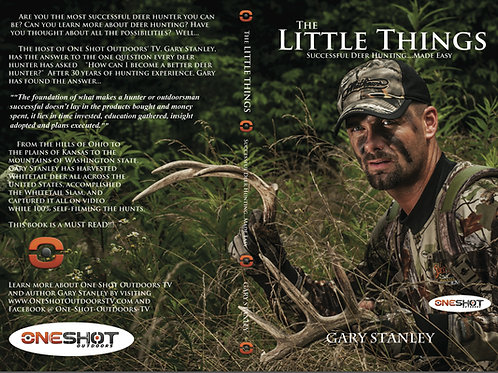 "Book- ""The LITTLE THINGS..."""