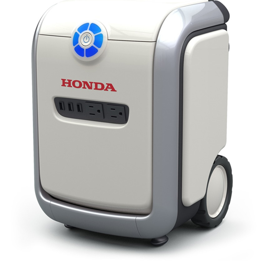 Honda Mobile Power Pack Charge & Supply -Portable Concept