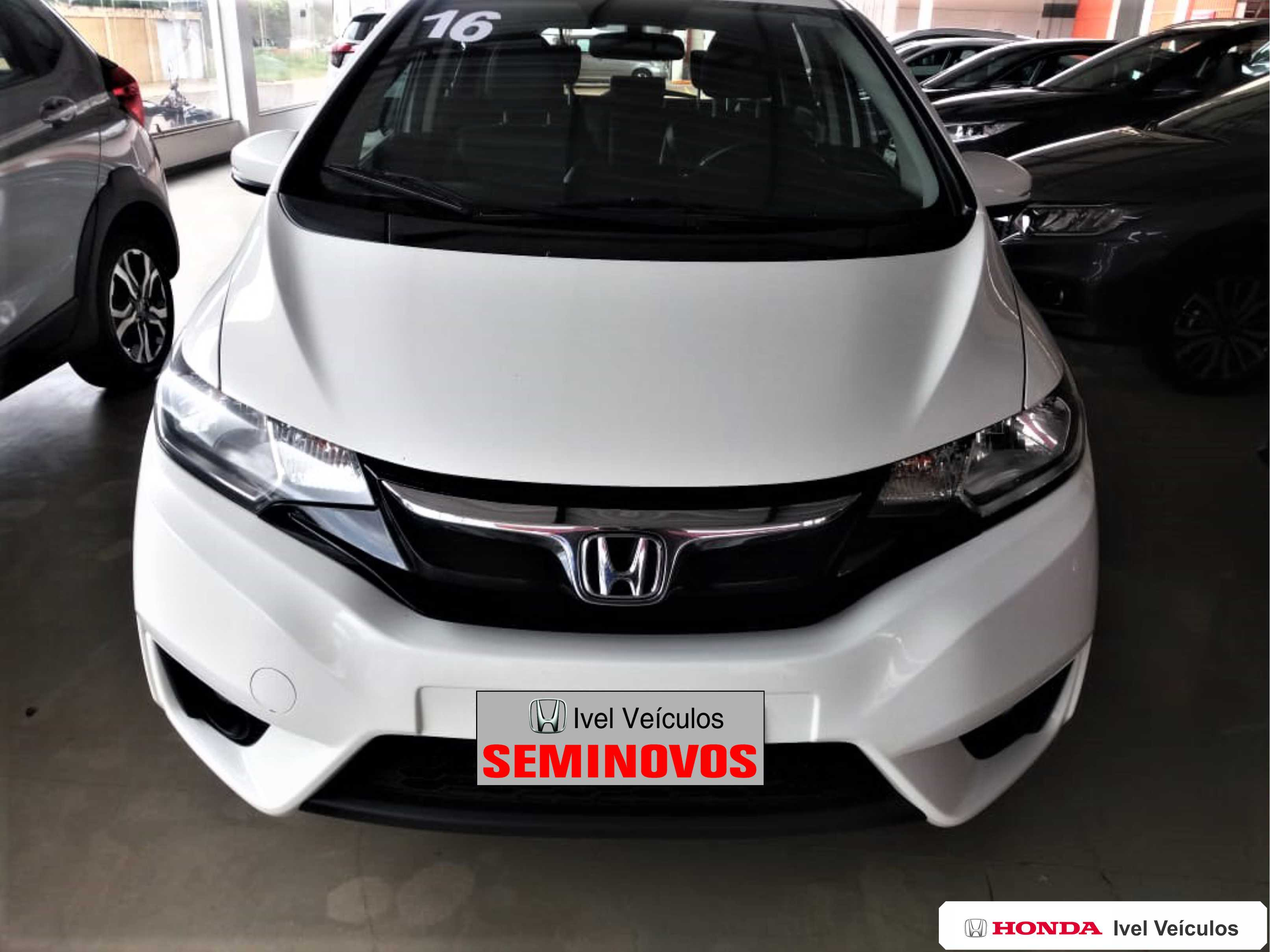 Honda Fit EXL CVT 14-15