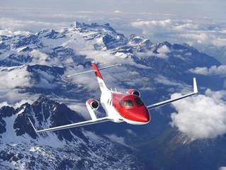 Revista Flying concede prêmio de Inovação ao HondaJet