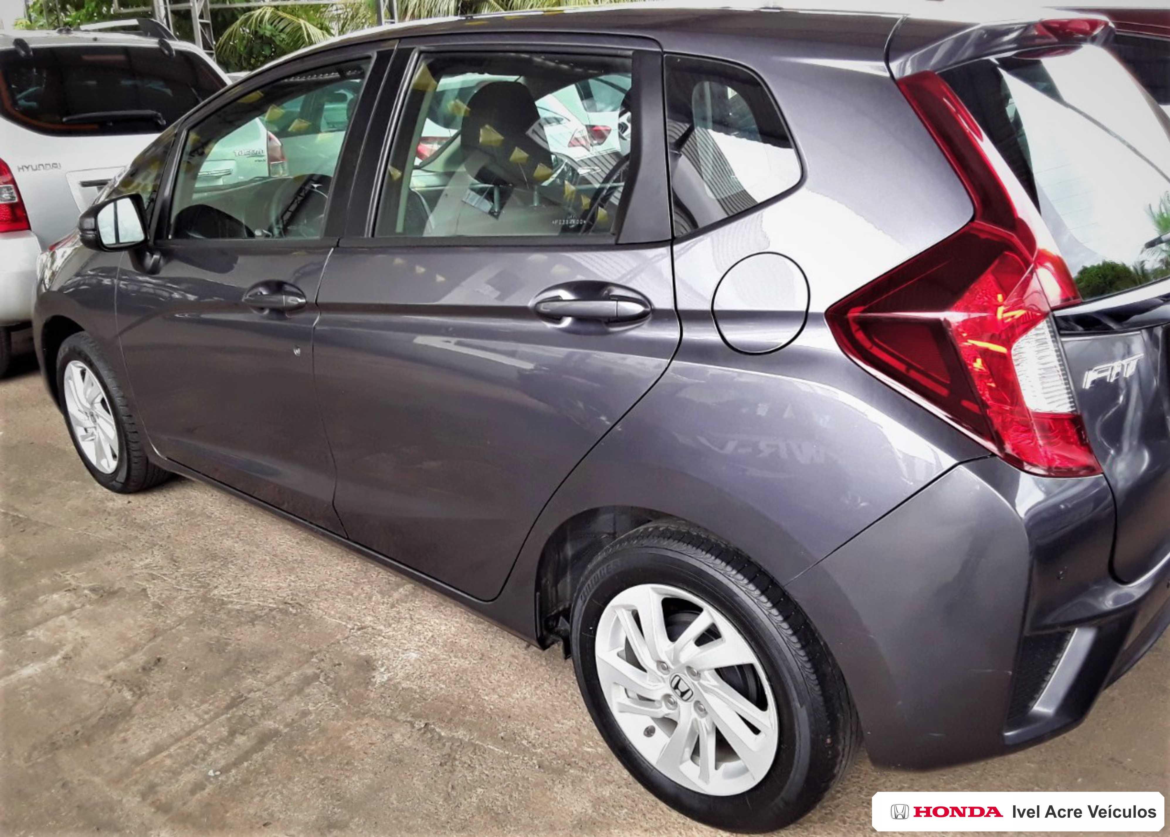 Honda Fit LX CVT 14-15