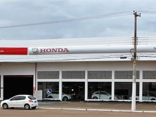 História Honda Ivel