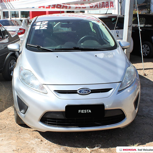 Ford Fiesta HA SE 12-12