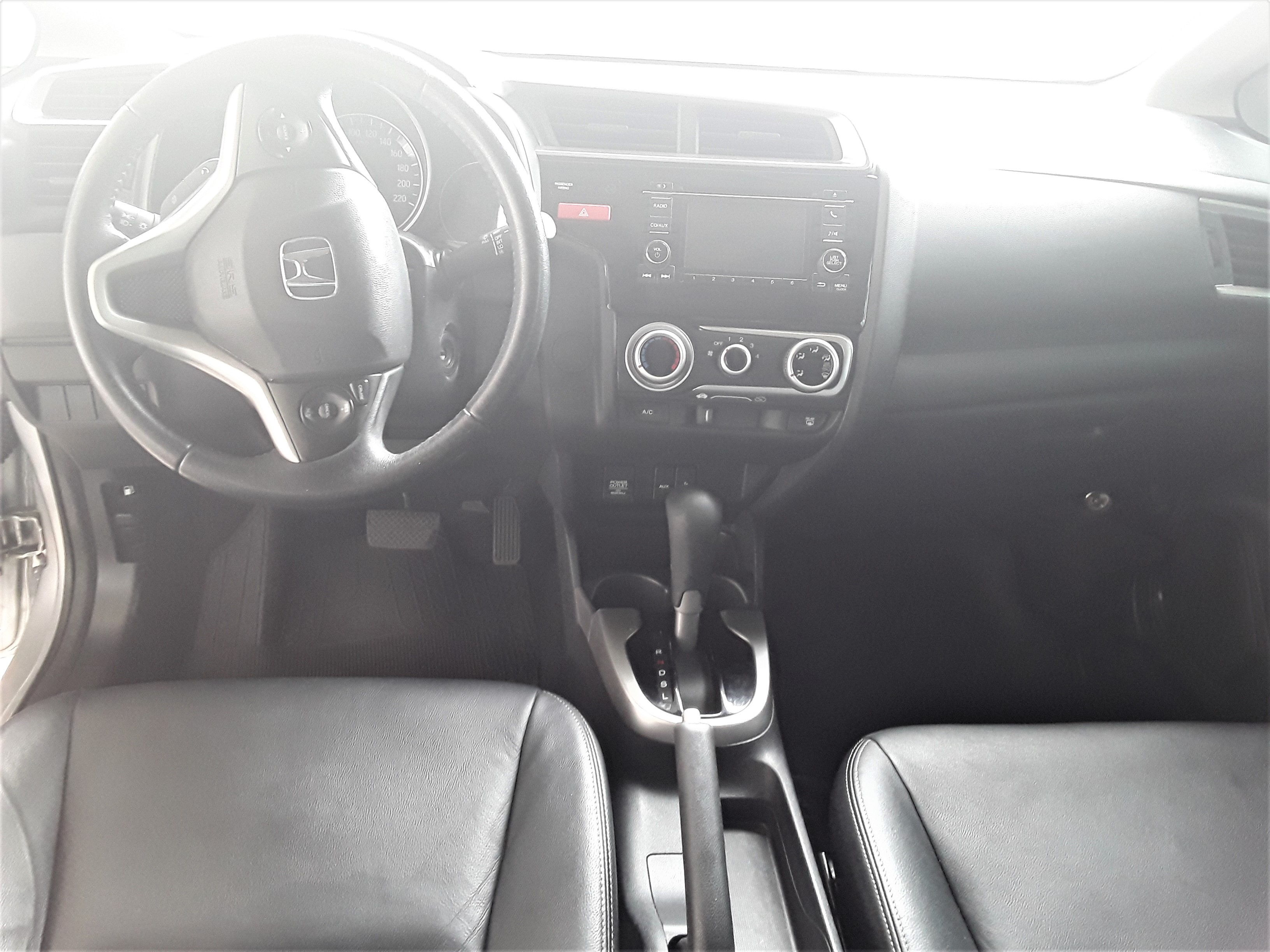 Honda Fit EXL CVT 15-16