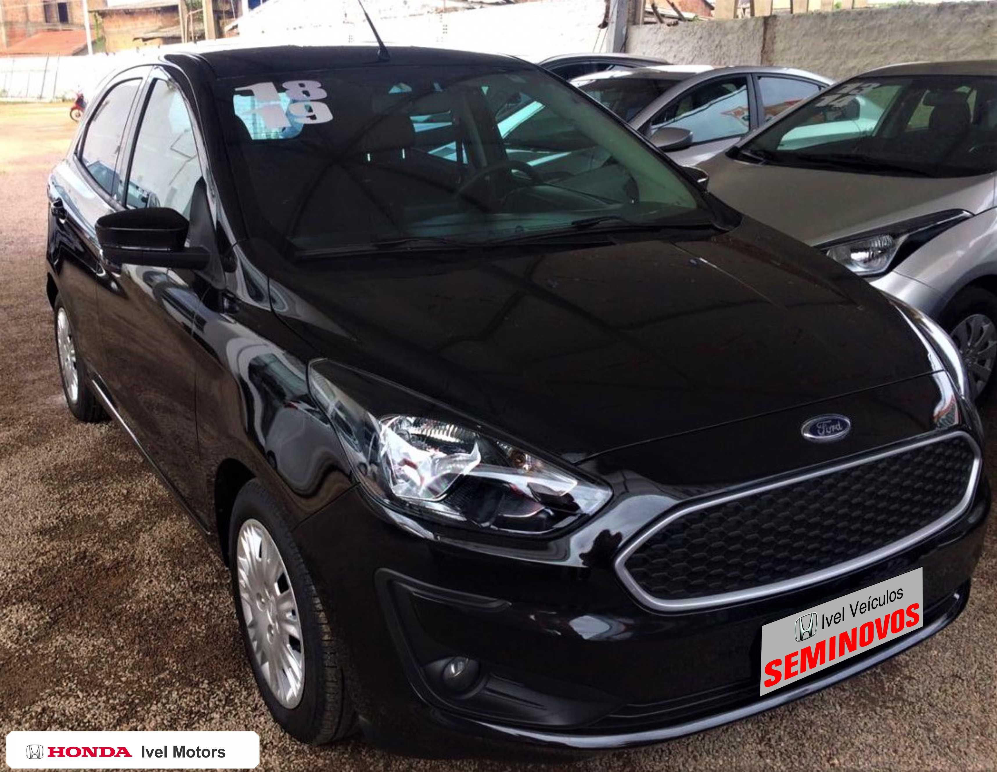 Ford KA SE AT 18-19