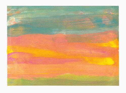 Peach Sunrise