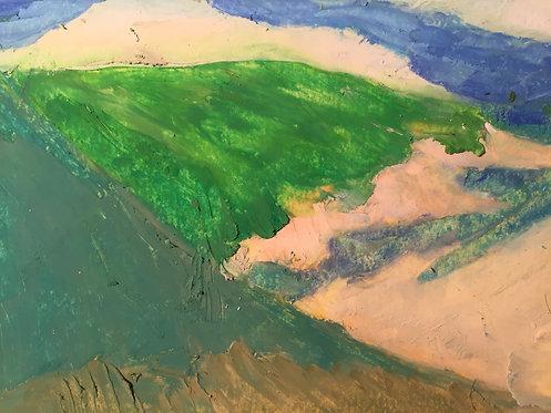 Sea Front Landscape
