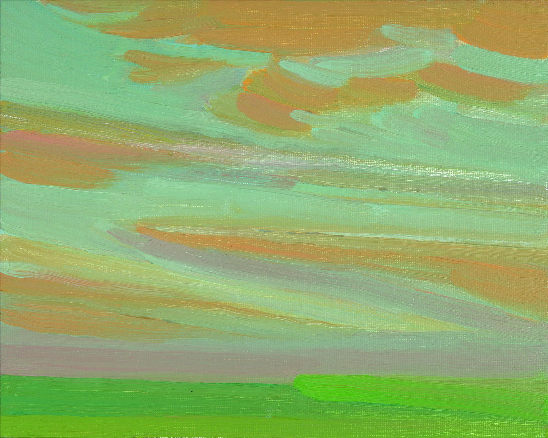 Mauve Horizon