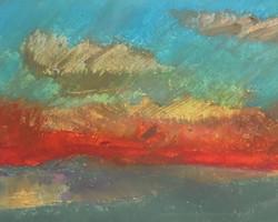 Sepia Clouds