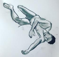 Life DrawingZach 1