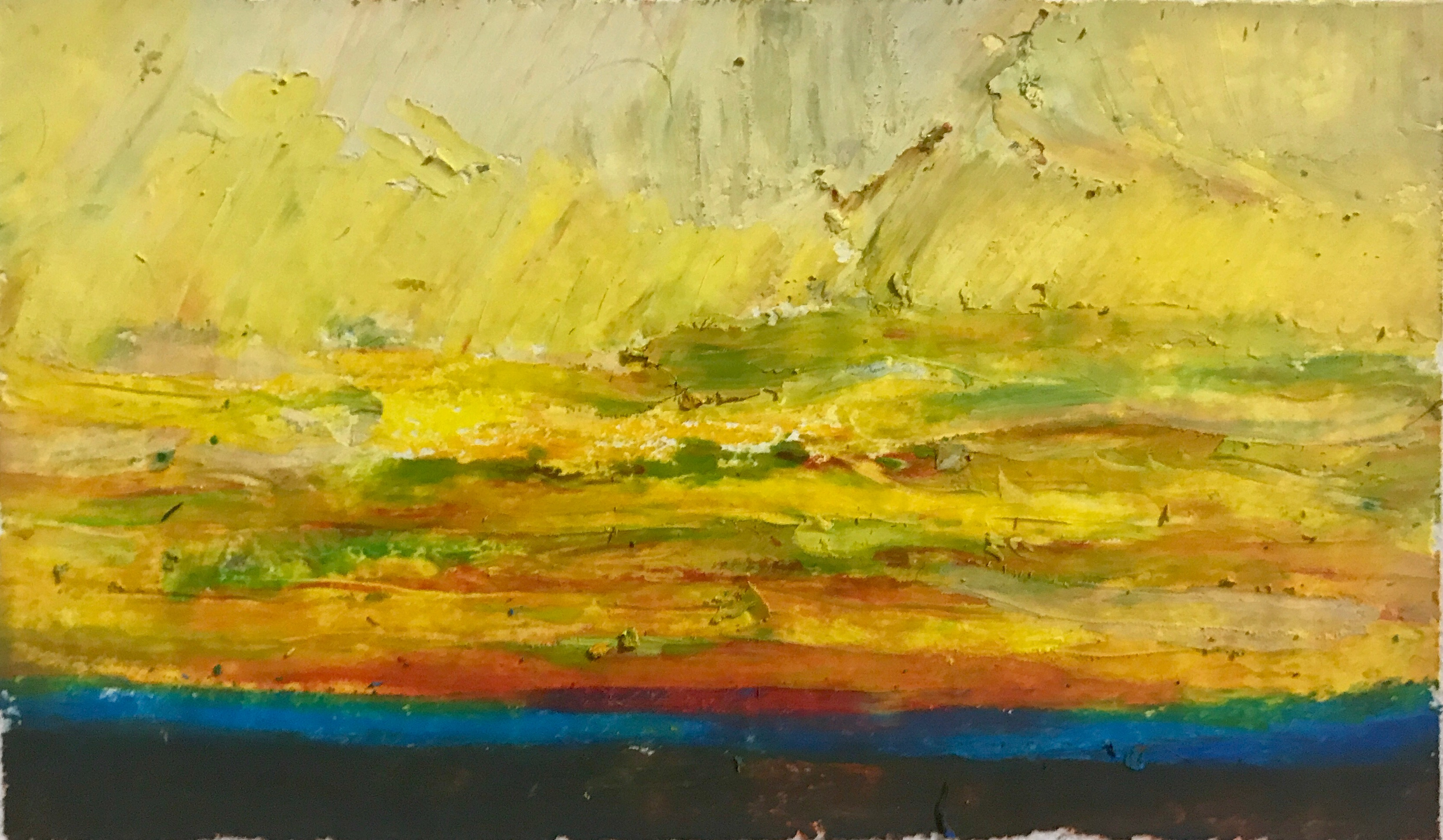 Dazzling Landscape