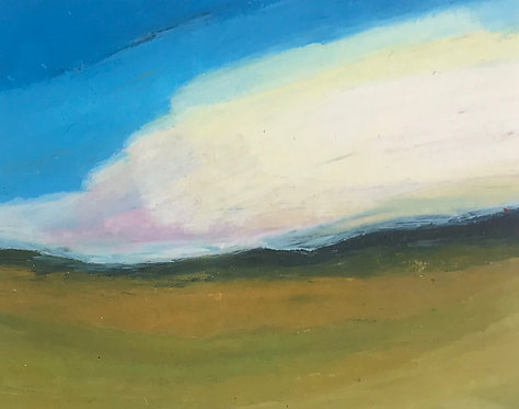 White Cloud Horizon