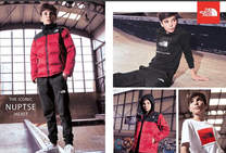 The North Face for Next Official SS18 Campaign | Photography by Ian Boddy