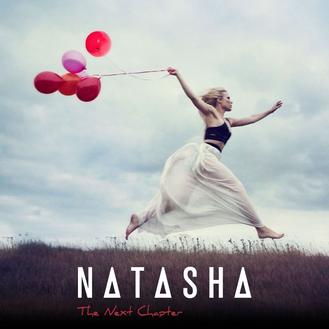 The Next Chapter | Album cover for Natasha Bedingfield