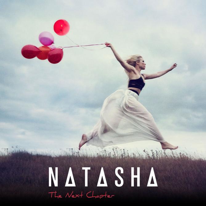 The Next Chapter   Album cover for Natasha Bedingfield