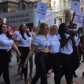 More Than Our Bodies   Simply Be at London Fashion Week Feb '19