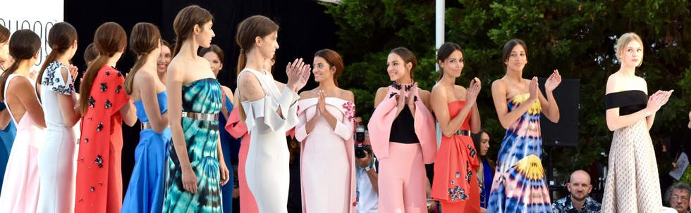 Amber Lounge Fashion Show in Monaco